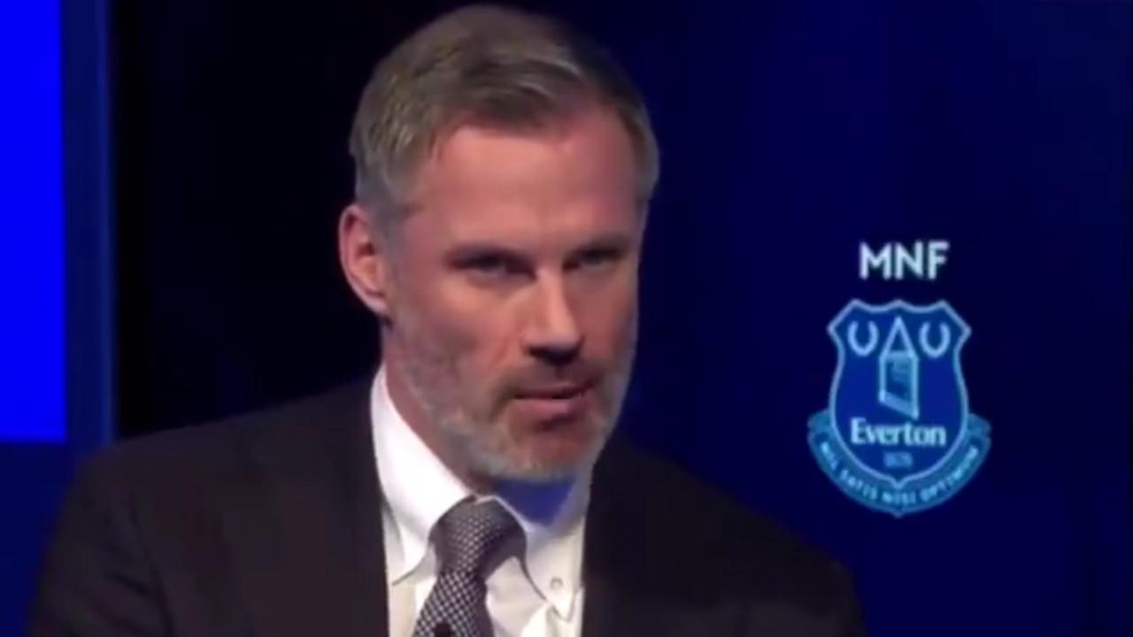 Jamie Carragher makes 'same level' claim about Liverpool star - but Gary Neville prefers Leeds man
