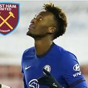 Chelsea striker on the radar of West Ham United