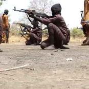 Photos Of Kids Undergoing Religious & Combat Training In Boko Haram Camp