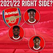 How Arsenal Might Actually Look On The Right Side Of The Pitch