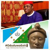 Reactions As Femi Fani-Kayode Supports Those Agitating For Oduduwa Republic