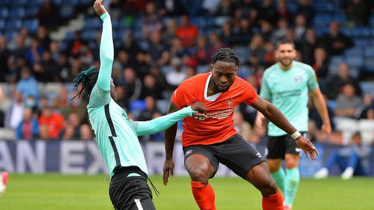 Seagulls boss felt Brighton were in control during Luton victory