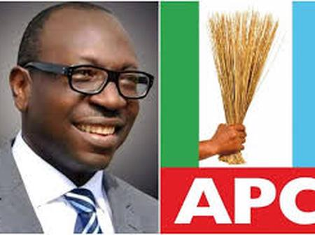 I Was In The Pyrates Confraternity- Edo State Governorship Candidate Ize-Iyamu Reveals