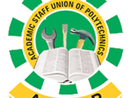 Academic Staff Union of Polytechnics (ASUP), begins an indefinite strike.