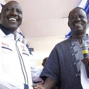 No Raila-Ruto Coalition as Babu Owino Reveals 2022 Possible Line-Up