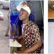 After Physically Challenged Hawker Received 14 Million Naira, See What This Man Is Asking From Her