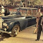 Pictures Of Jomo Kenyatta's Luxurious Cars