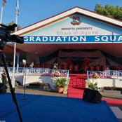 Universities with Large and Beautiful Graduation Squares In Kenya