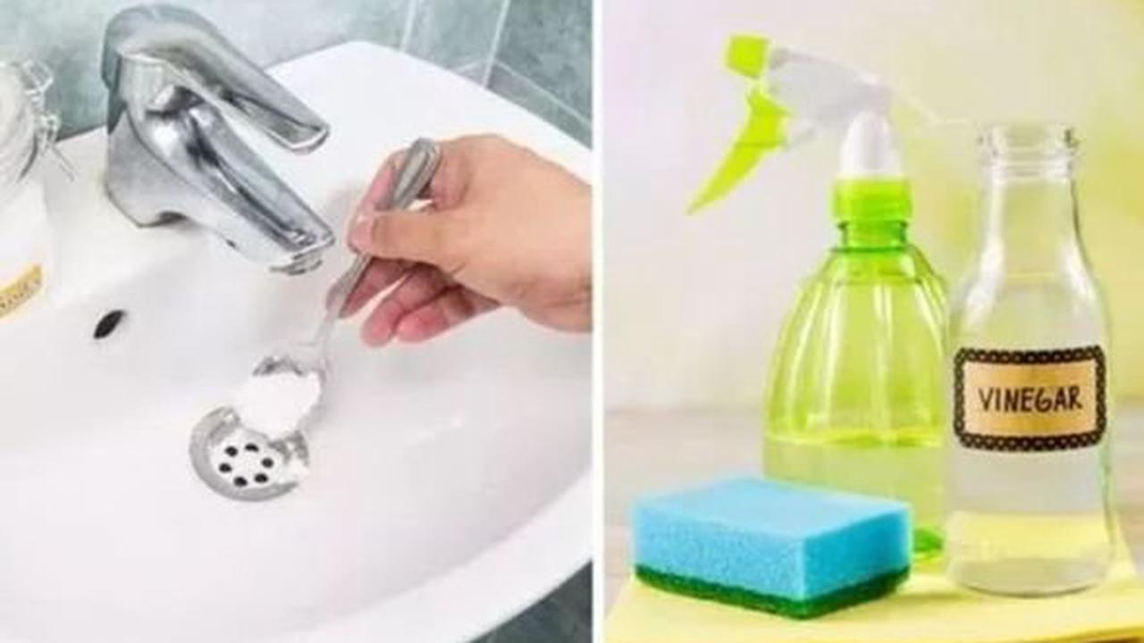 Cleaning tips: Remedy the most common cleaning disasters using baking soda and more