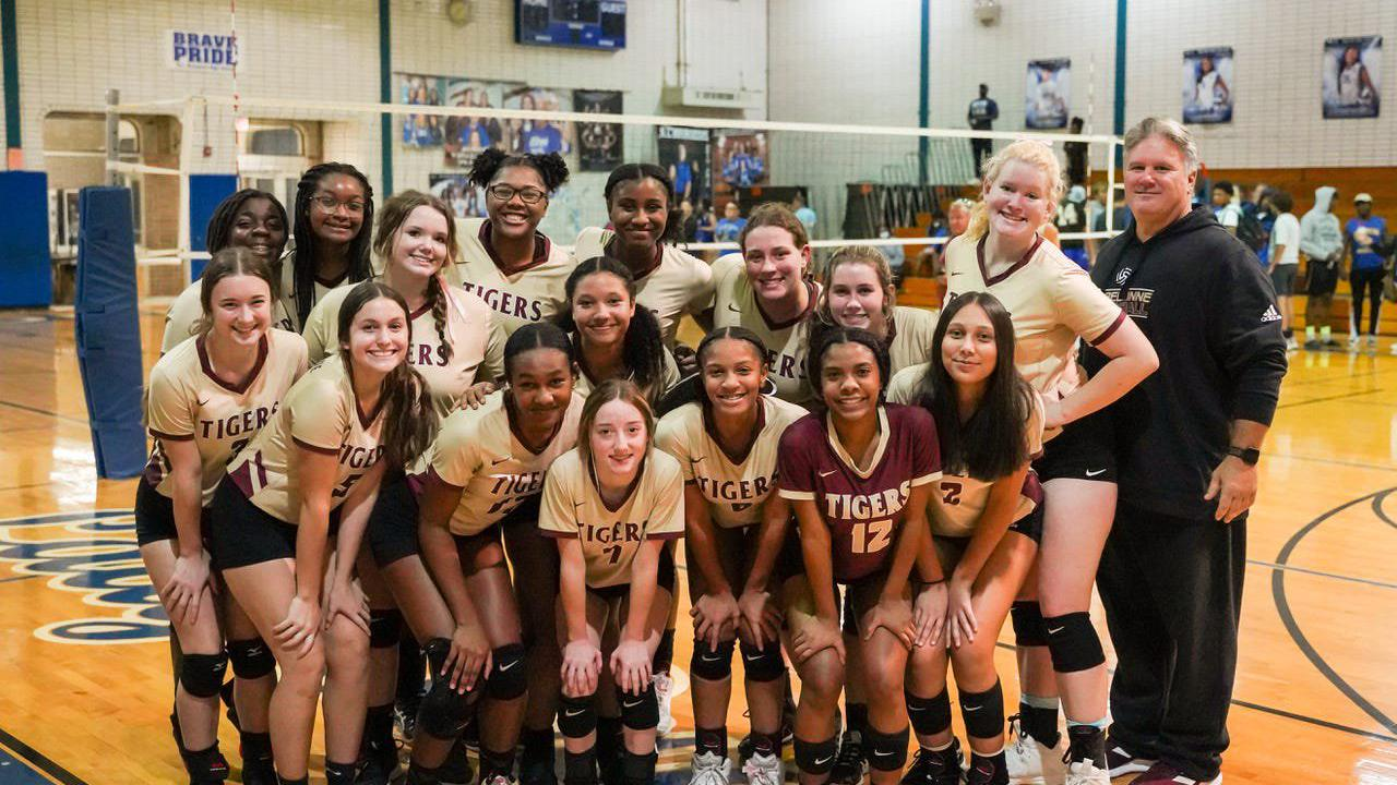 How Madison Washington of Terrebonne volleyball has recovered from losing home to Hurricane Ida