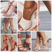Are You A Lover Of Heels? Checkout 35 Stylish Heels You Can Wear With Any Outfit