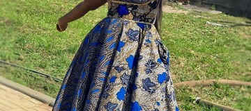 49 Pictures of Latest Ankara Gown Fashion Styles 2020