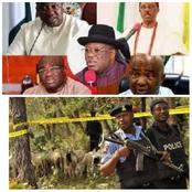 Today's Headlines: SE Governors Hold Crucial Meeting, Police Rescue 32 Cows, 15 Abducted People In Kaduna
