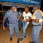 The happiness ended in tears in a young man from Tshwane. Check here