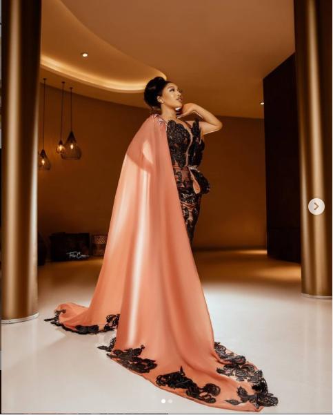 Tonto Dikeh celebrates turning 36 by releasing stunning new photos