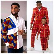 CheckOut 40 Best Ankara Wears For Men (See Photos)