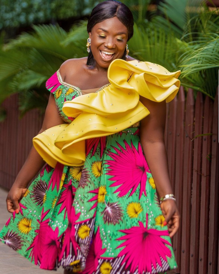 97ca2849e13562d67843576b413950ba?quality=uhq&resize=720 - After 19-years in the industry: See how God has transformed Emelia Brobbey and Vivian Jill (Photos)