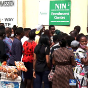 Federal Government Gives new update on NIN registration as deadline approaches (see update).