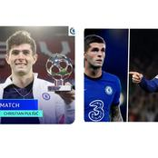 Besides Receiving MOTM Award, Pulisic Breaks Messi's Record As Chelsea Advance In The CL