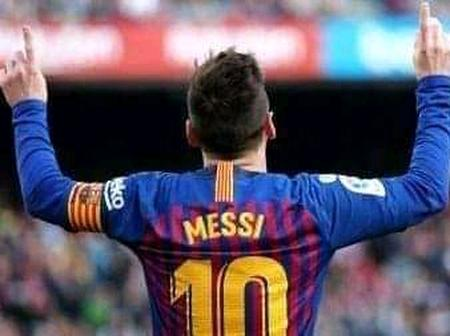 What Laliga Tweeted About Lionel Messi on Social Media.