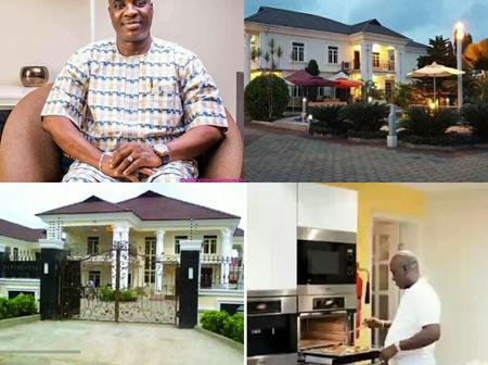 See the Luxurious Mansion of Wasiu Ayinde in his Home Town (Photos)
