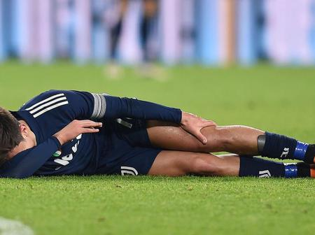Pirlo discloses that there will be no surgery for Paulo Dybala
