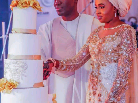 Meet First Son Of The Senate President Who Got Married To Daughter Of A Billionaire