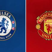 2 Reasons Why Chelsea Will Beat Man United In Their Premier League Clash At Stamford Bridge.