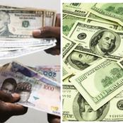Naira Is No Longer 360/$; See The Current Exchange Rate Of Dollar To Naira At The Parallel Market
