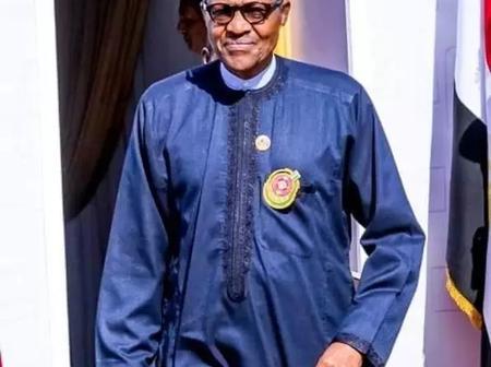 Happy Birthday To President Muhammadu Buhari As He Clocks 78years Today.