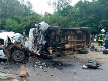 accident report - Opera News Côte d'Ivoire