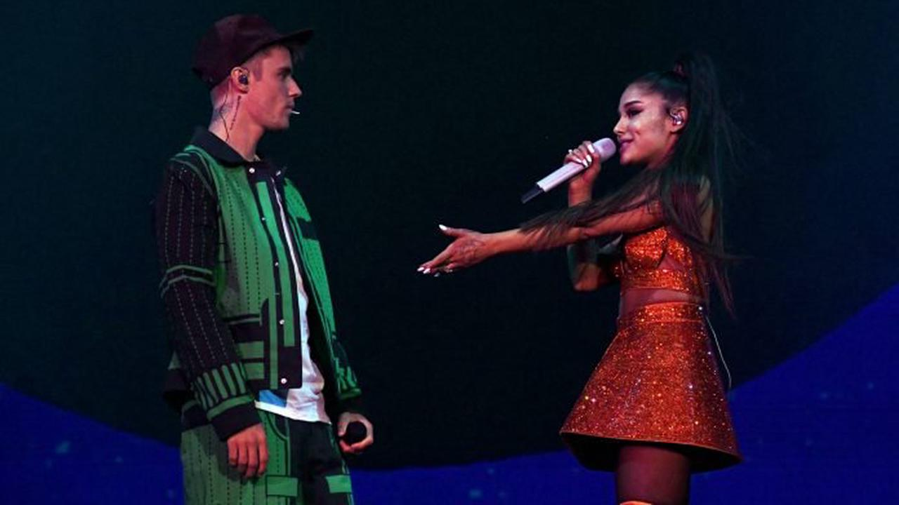 Justin Bieber and Ariana Grande's 'Stuck With U' raises over $3.5 million for charity