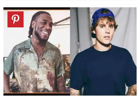 Burna Boy In The Limelight Again For Collaborating With Justin Bieber In His Latest Album