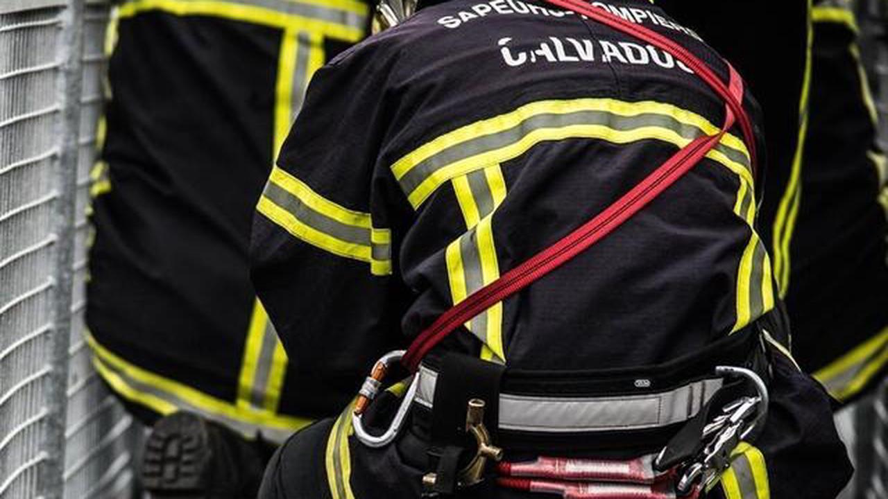 Caen. Feu dans un immeuble du Chemin-Vert : une femme évacuée en urgence  - Caen.maville.com