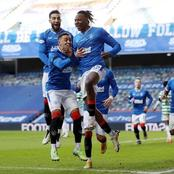 Super Eagles star nets a goal to inspire his team to a win and extend their lead on top of the table