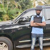 New Twist to Bobi Wine's Bullet-proof Car as Records Show that it Originated From Kenya