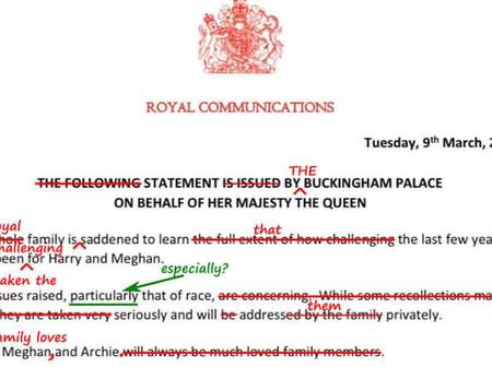 Reactions As Netizens Correct Queen Elizabeth's Statement