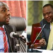 Kipchumba Murkomen Warns President Uhuru Kenyatta Against Shortchanging Raila Odinga