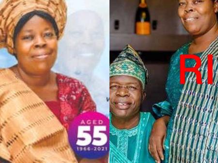 Popular Mount Zion Drama Minister's Wife to be buried Today. Check out the venue.