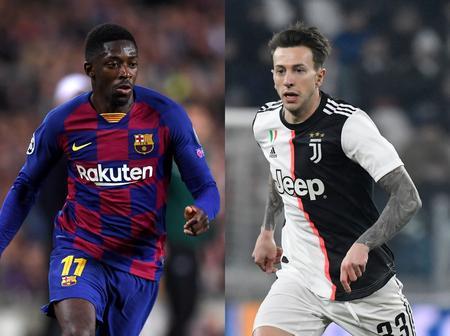 Another Juventus-Barcelona swap deal?