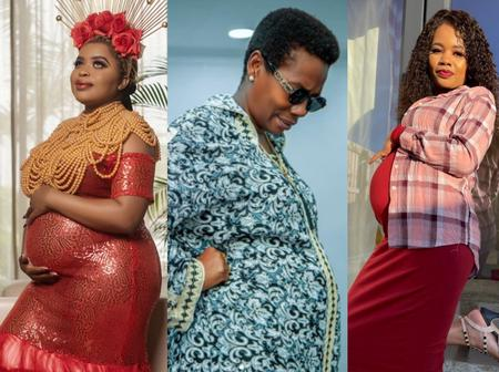 8 Pregnant Celebrities Who Are Expecting Babies So Far