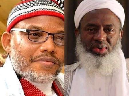 Mazi Nnamdi Kalu Shared Old Newspaper Where Sheikh Gumi Allegedly Called Boko Haram A Blessing