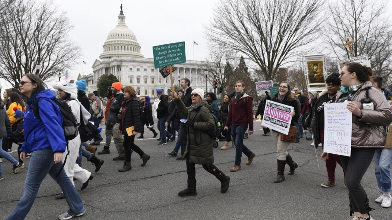 March for Life asks its supporters to stay home this year