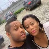 Checkout Photos Of Mike Ezuruonye And His Look Alike Sister.