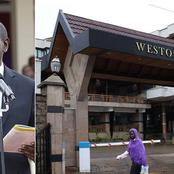 Ruto's Weston Hotel Land Woes Take A New Twist As He Loses Major Court Case