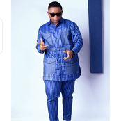 Why Do Men Fall On The Bed Immediately Woman Push Them With One Finger - Ghanaian Actor Watabomshell