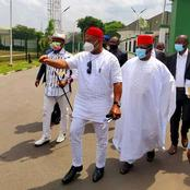 Few Hours After South East Governors Held A Meeting In Imo, Checkout What They Inaugurated