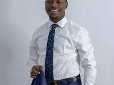 Meet The Youngest Commissioner In Oyo State, He Is 29 Years Old