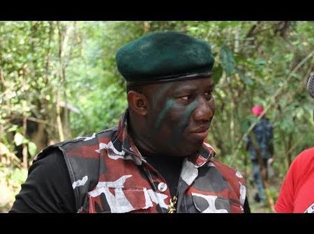 Nollywood: Ernest Asuzu (El Cream) Has Died