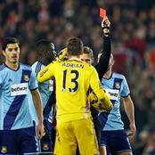 Referee received the death treats after issuing 2 red cards